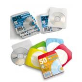 SOBRE CD SAM 125X125 BLANCO P/50UD.